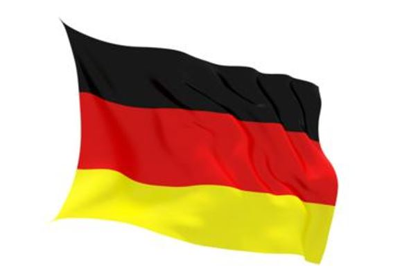 FLAG GERMANY INDOOR WALL 5x3