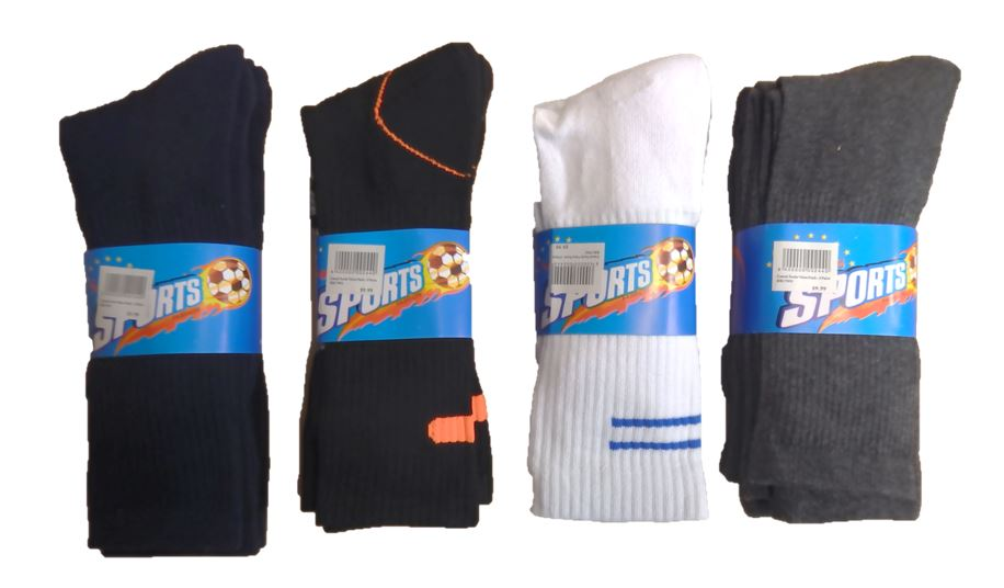 Casual Socks Value Pack - 3 Pairs