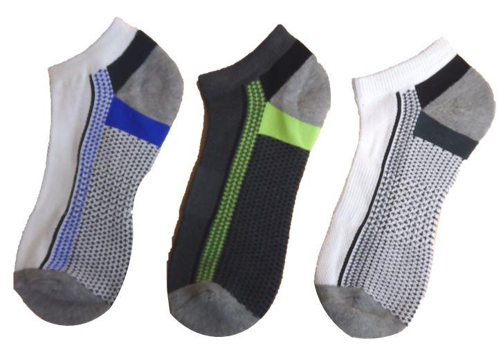 Ankle Socks Value Pack - 3 Pairs