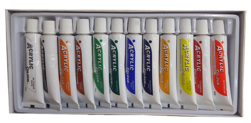 Paint 12ml 12Pc