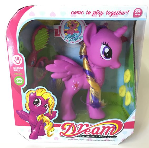 Pony Dream Doll