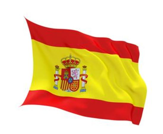 FLAG SPAIN INDOOR