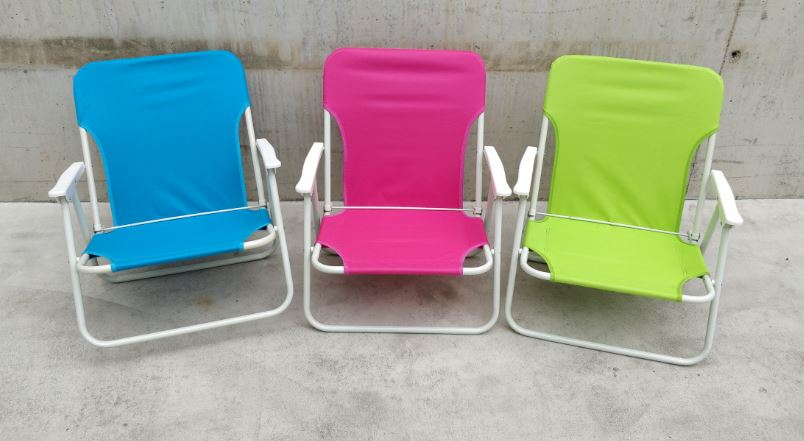 Beach Sand Chair Full Back