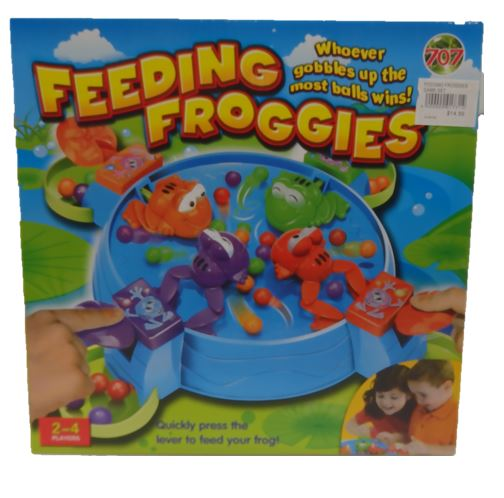 Feeding Froggies Game Set