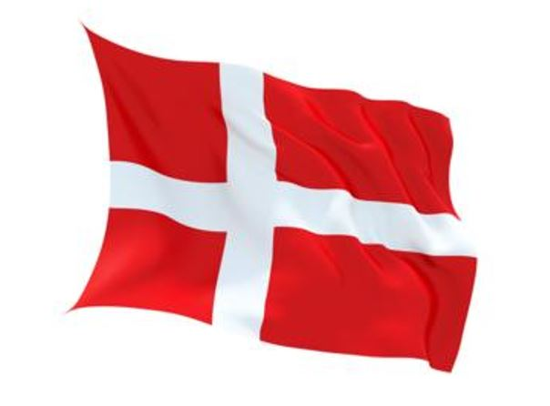 FLAG DENMARK INDOOR WALL 5x3