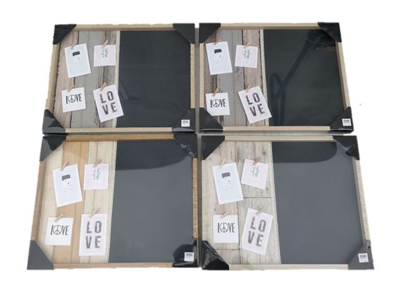 Memo Board Split Frame