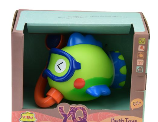 Fish Bath Toy