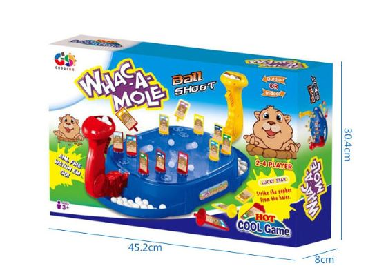 Whac-A-Mole Fun Game