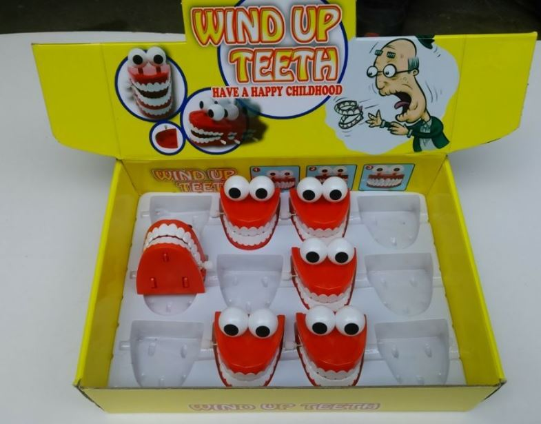 Wind-Up Teeth