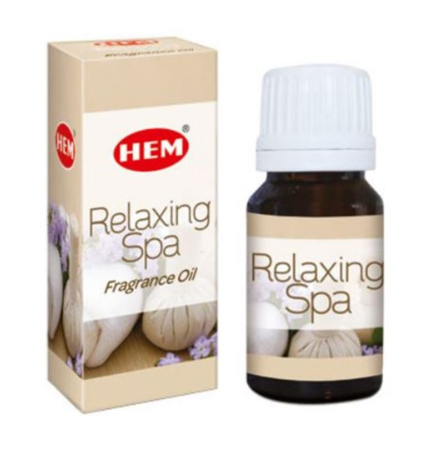 Relaxing Spa Fragrance Oil 10ml