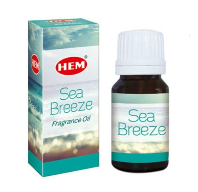 Sea Breeze Fragrance Oil 10ml