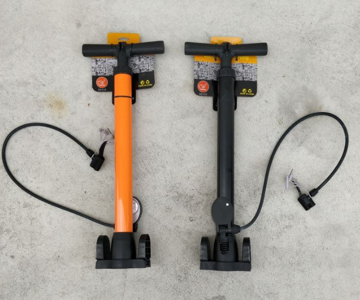 Bike Pump w/gauge