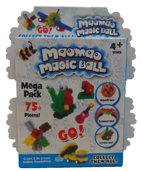 Maomao Cluster Ball Create Your Own Set 75Pc