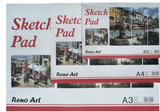 SKETCH PAD A4 - 30 SHEETS