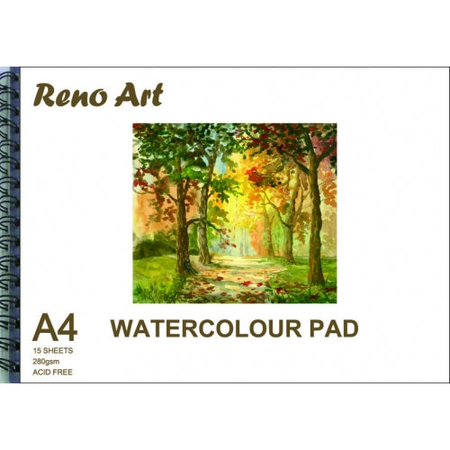 Water Colour Book A4 - 280gsm