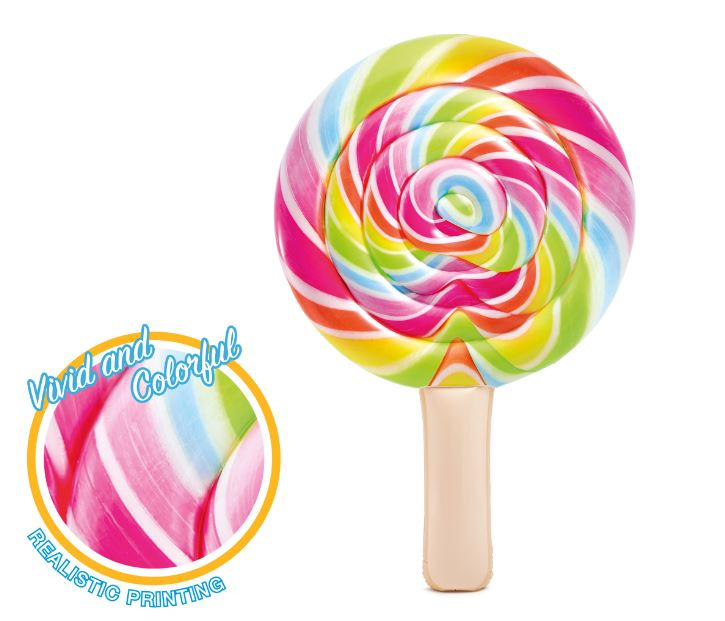 Lollipop Float