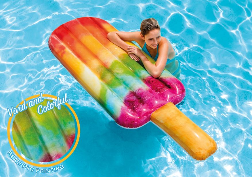 Popsicle Float