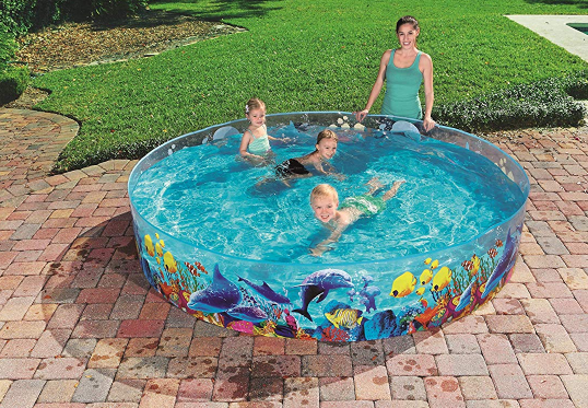 1.83m x H38cm Fill N Fun Odyssey Pool