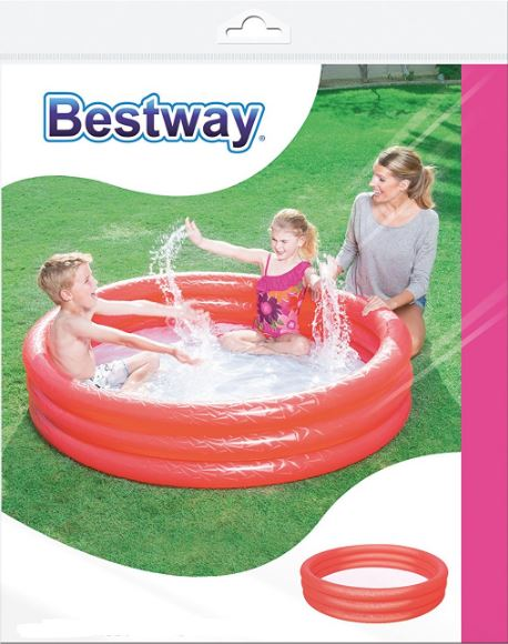 Bestway Play Pool - 1.22m x 25cm(H)