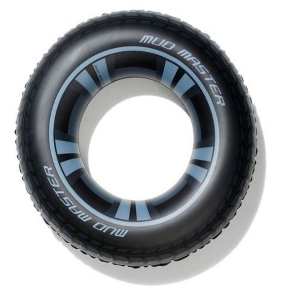 Bestway Mud Master Swim Ring - 91cm