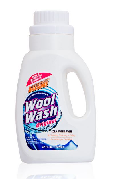 LA's Awesome - Cold Wool Wash - 42oz