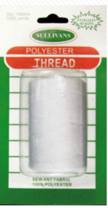 THREAD WHITE 1000M