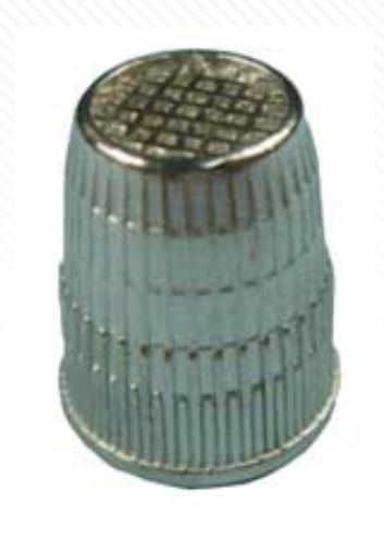 THIMBLE CRIMP TOP 17MM
