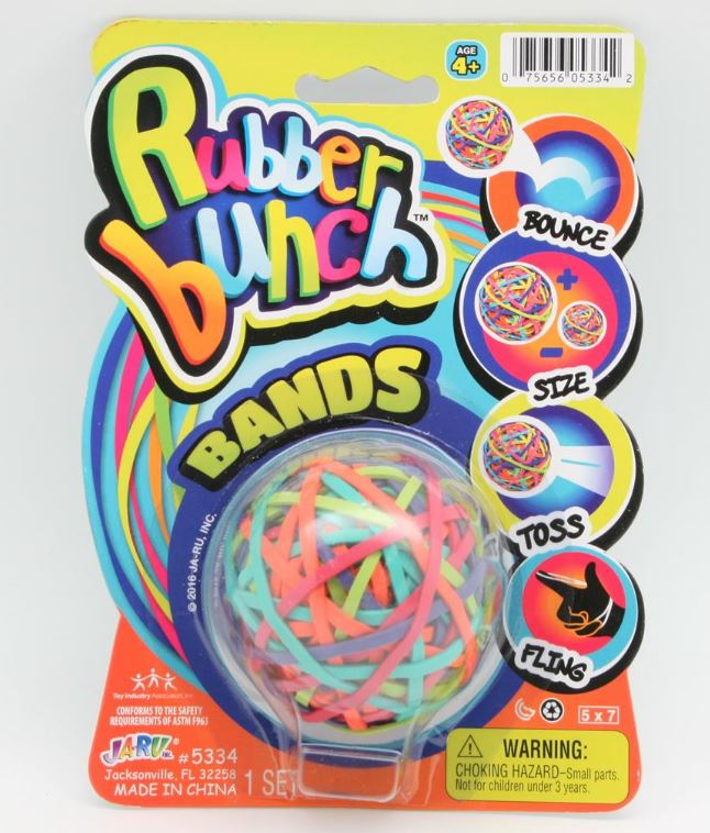RUBBER BUNCH BANDS