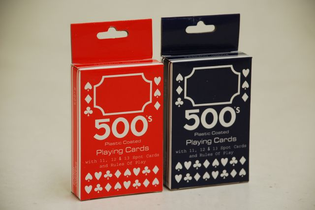 Playing Cards - Single Pack