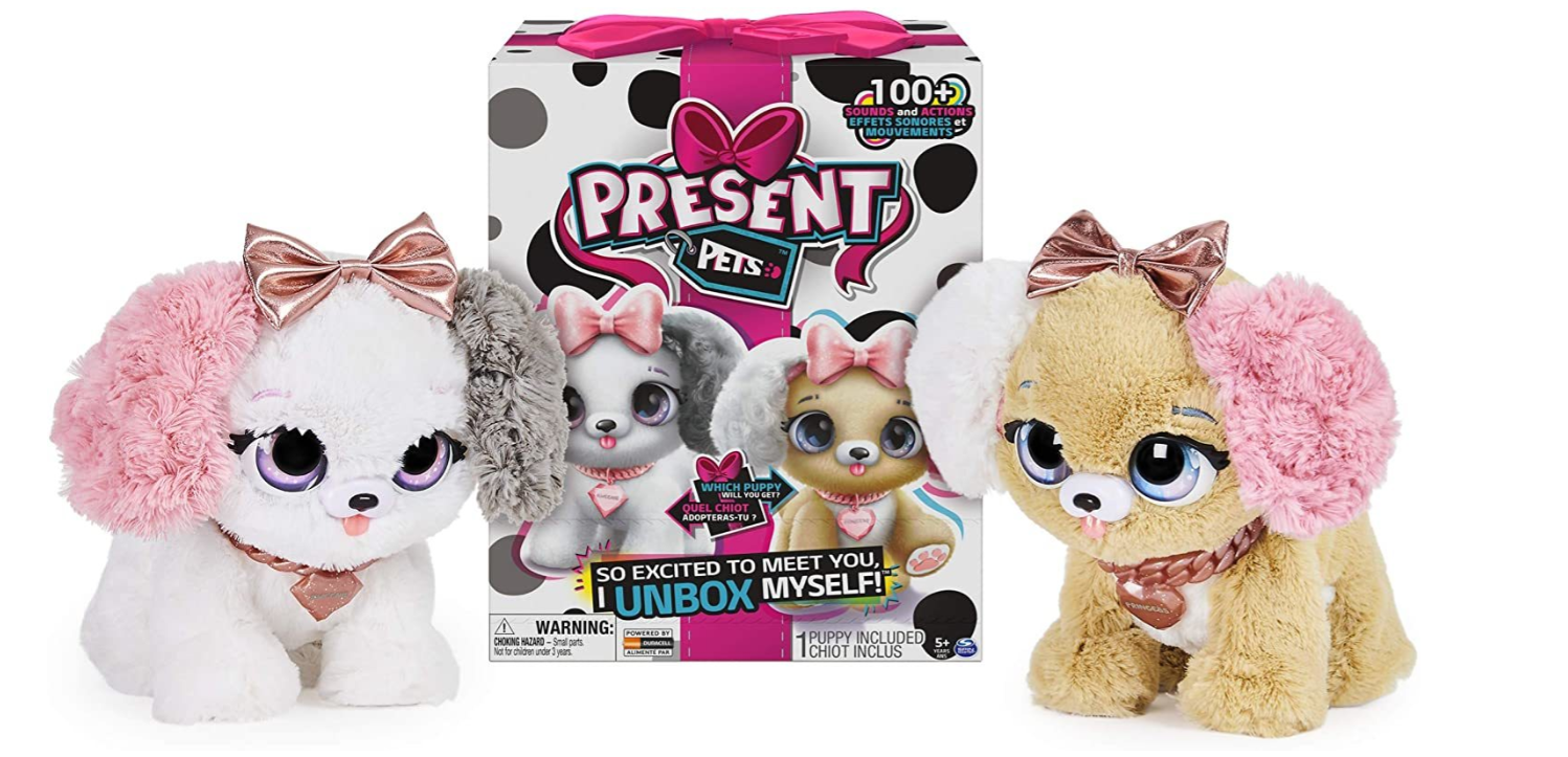 Present Pets - Rose Gold Fancy