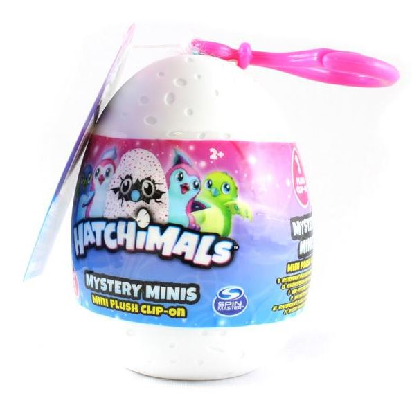Hatchimals Mystery Minis Mini Plush Clip-On