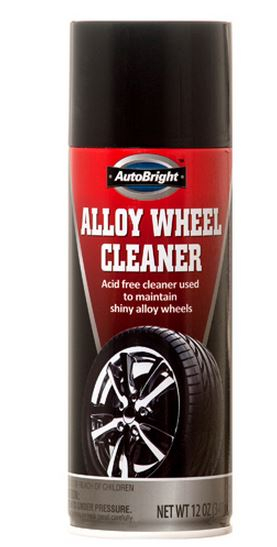 ALLOY WHEEL CLEANER 12Z No AUTOBRIGHT