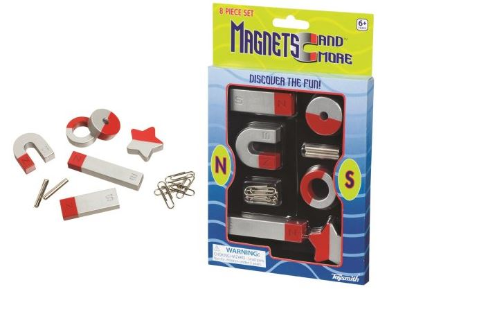 Magnetic Set 8Pc