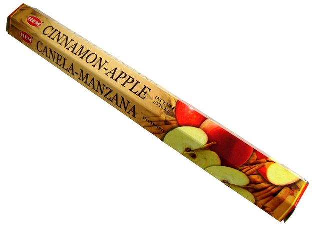 HEM Incense - Cinnamon Apple - 20pk