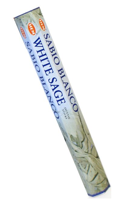 HEM Incense - White Sage - 20pk