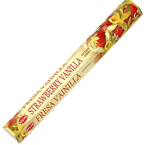 HEM Incense - Strawberry Vanilla - 20pk