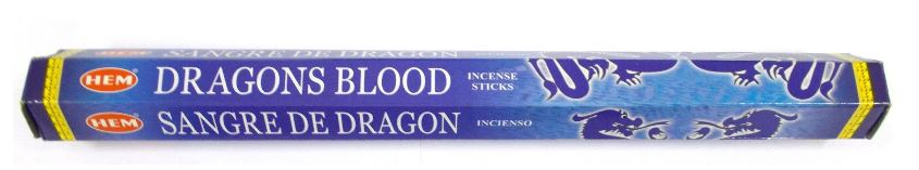 HEM Incense - Blue Dragons Blood - 20pk