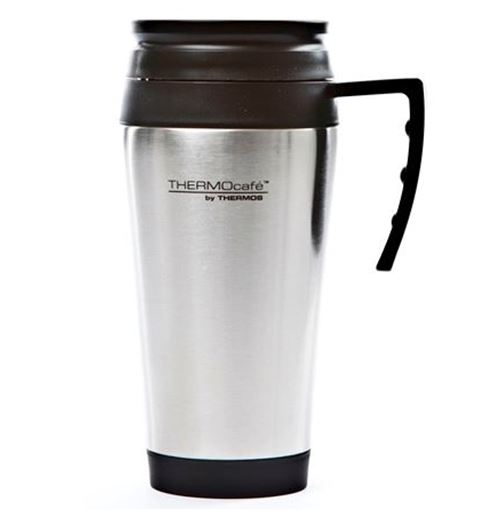 THERMOS TRAVEL MUGS