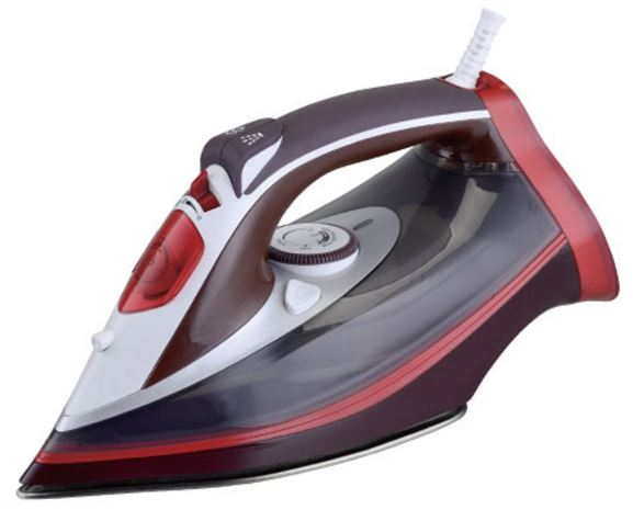 2200W DELUXE STEAM IRON