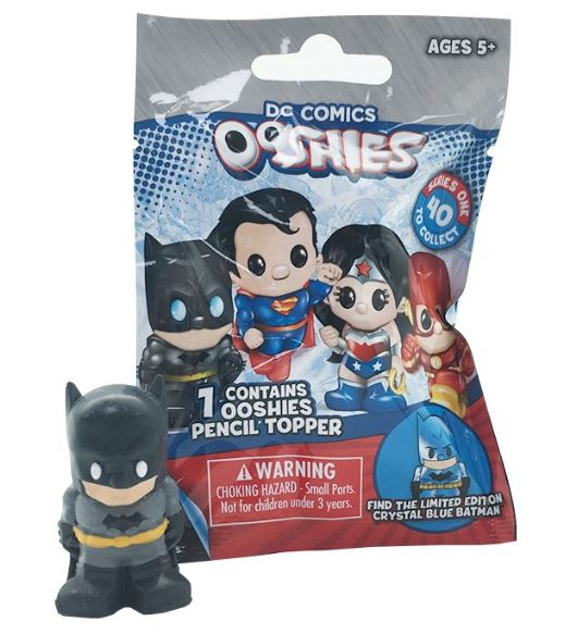 Ooshies - DCs Justice League Mystery Bag