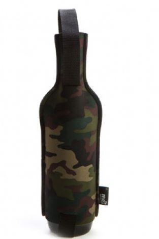 Wine Bottle Tote Camo