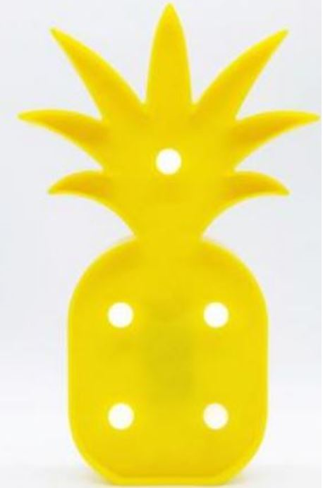 PINEAPPLE LIGHT LED