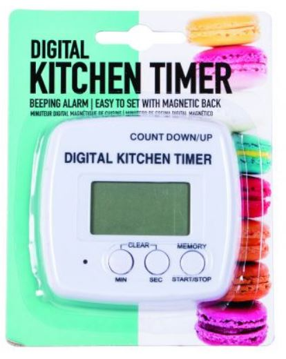 Digital Kitchen Timer Magnetic
