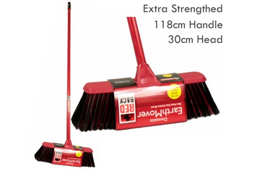 EarthMover Outdoor Broom