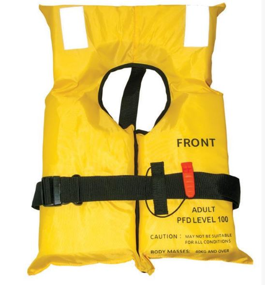 MENACE BLOCK FOAM LIFEJACKET CHILDS