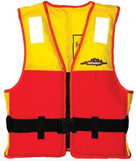 Menace Hercules Sports Life Jacket Adult Medium