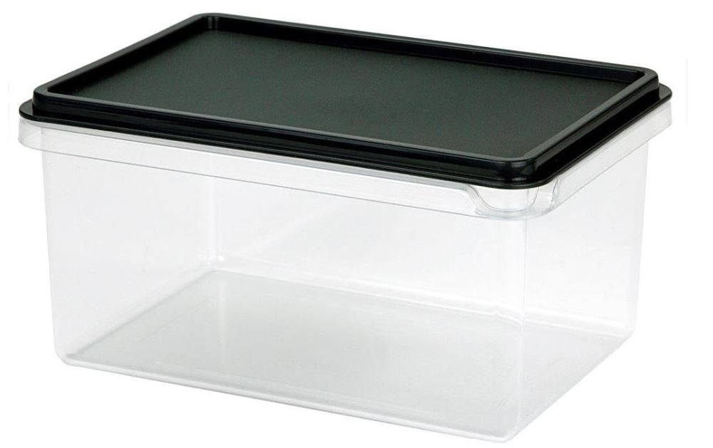 Cuisine Queen - Rectangular Container - 1L