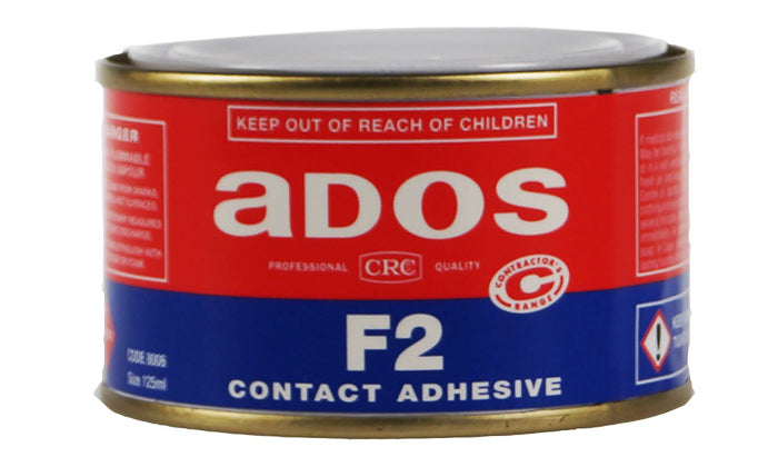 ADOS F2 CONTACT GLUE 125ml
