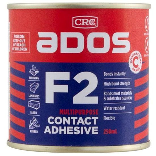 ADOS F2 250ml CONTACT GLUE
