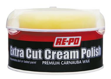 CAR POLISH EXTRA CRC RE-PO XCUT CREAM